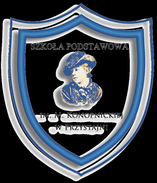 SZKOŁA PODSTAWOWA im. Marii Konopnickiej w Przystajni logo